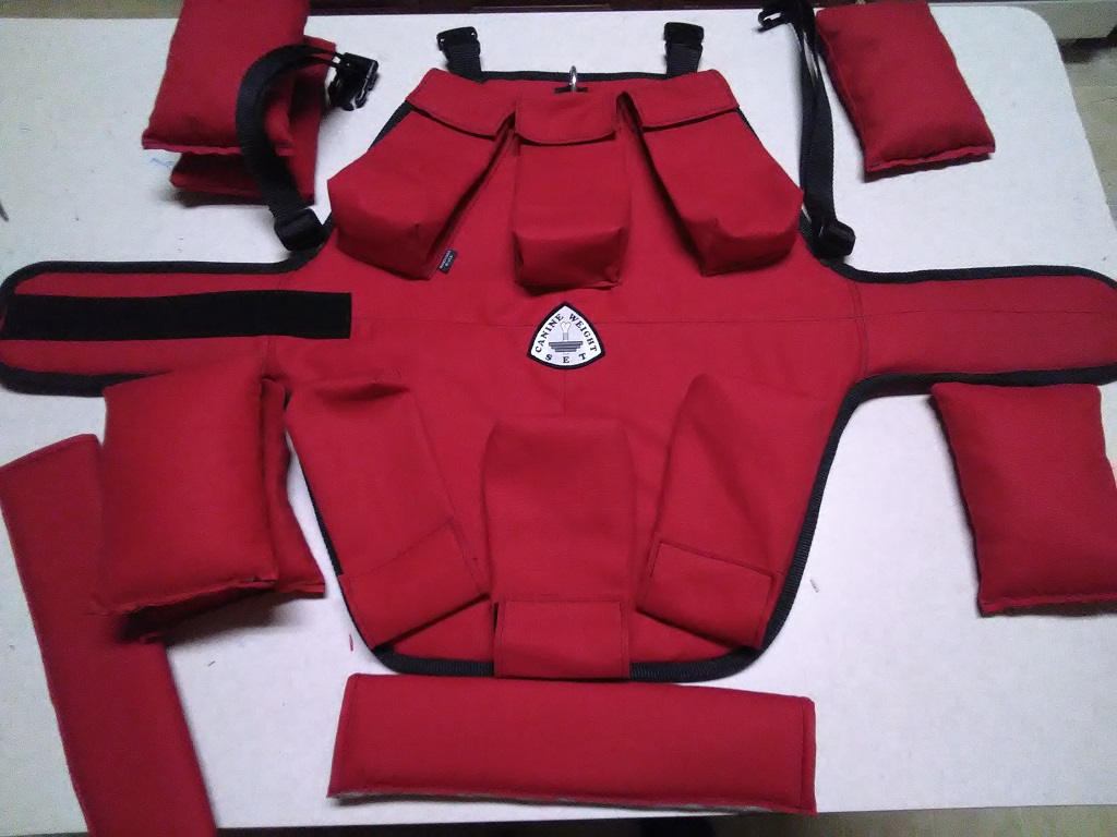 Weighted Animal Vest